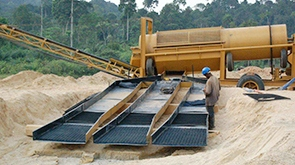 Mining processing equipment